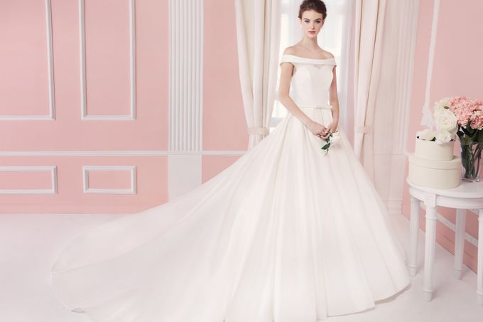 Pink & Audrey Wedding Collection by Digio Bridal - 001
