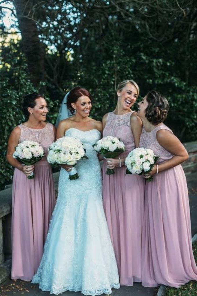 Real Weddings from Bridesmaids Only by Bridesmaids Only - 001