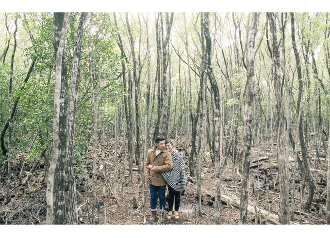 PRE - WEDDING RICARDO & YURIKE by storyteller fotografie - 001