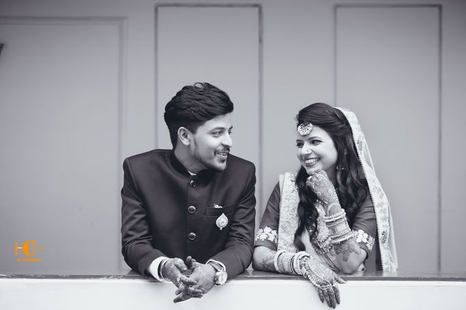 Engagement Nikhil & pooja by Hakim Creation Photography - 001
