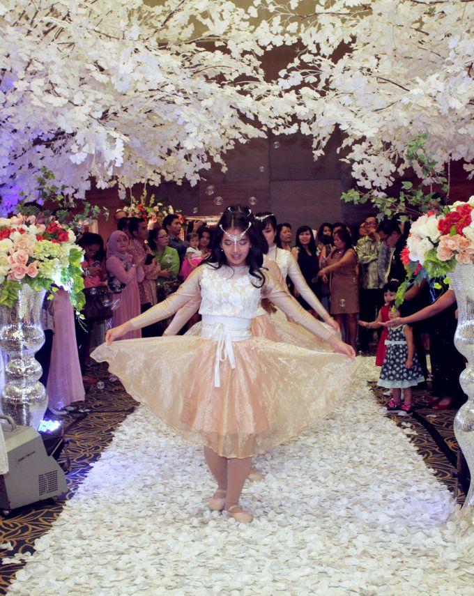 Andy Ria Wedding by Glenn Chandra Wedding - 001