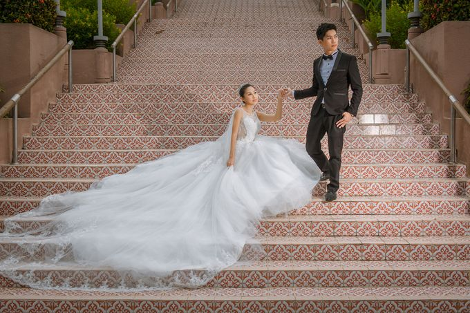 Infinity Love by Castlebell Wedding Mansion - 006