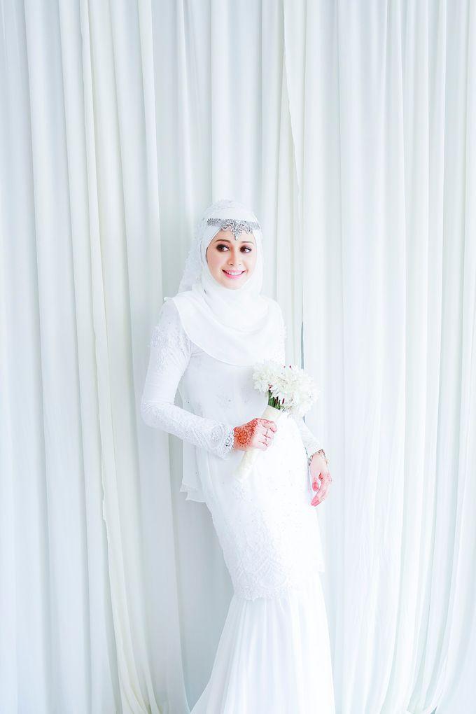 Zuhairah & Fuad by The Rafflesia Wedding & Portraiture - 001
