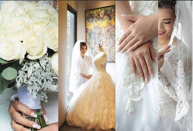 WEDDING WILLY & ALVIONITA by Stephanie Amanda Couture - 011