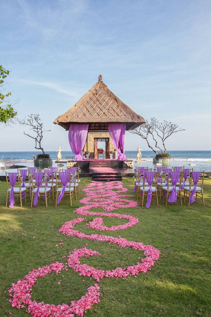 Purple wedding by Bali Angels - 008