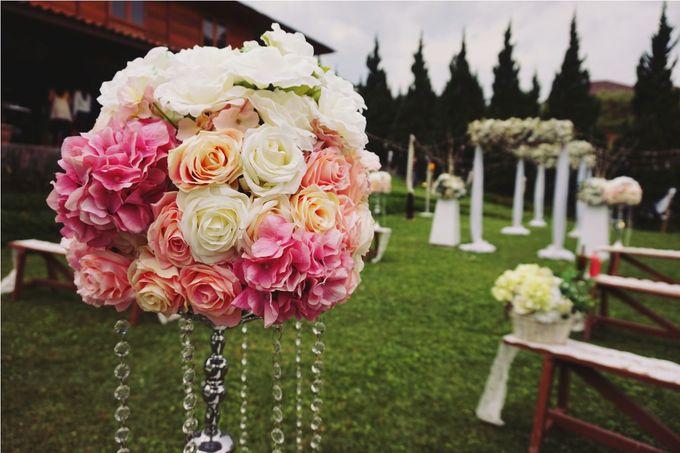 Wedding at Roemah Kajoe by Roemah Kajoe - 027