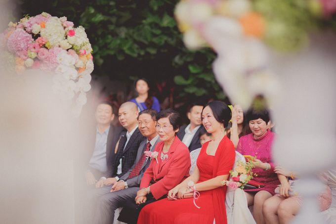 Wedding at Shangrila by Shangri-La Hotel Singapore - 016