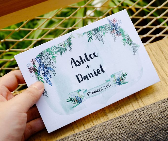 ASHLEE & DANIEL by Jolly's Little Dreams - 001