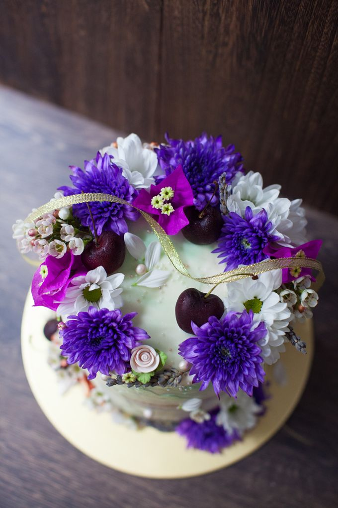 Luscious Blooms by Cake & Wildflour - 003