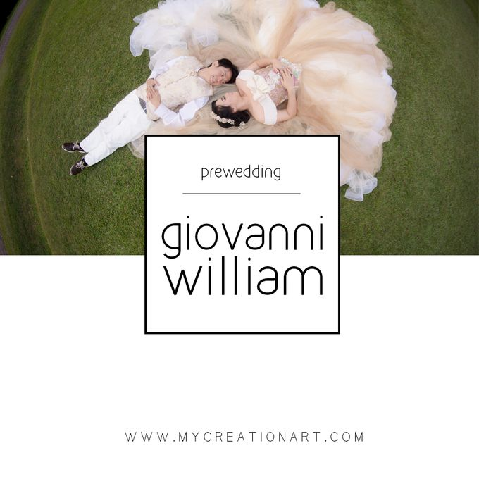 Giovanni & William by My Creation Art - 001