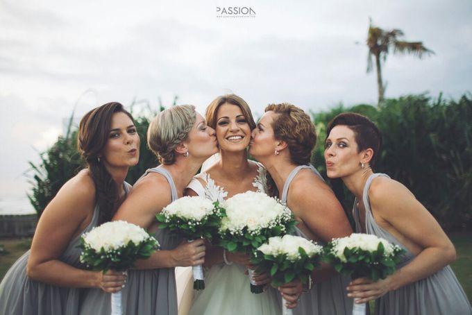Nagisa Bali Wedding For Tahlia & Cam by Nagisa Bali - 001