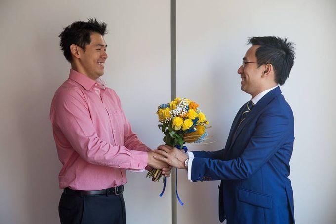 My amazing dream wedding by SS Florist - 016