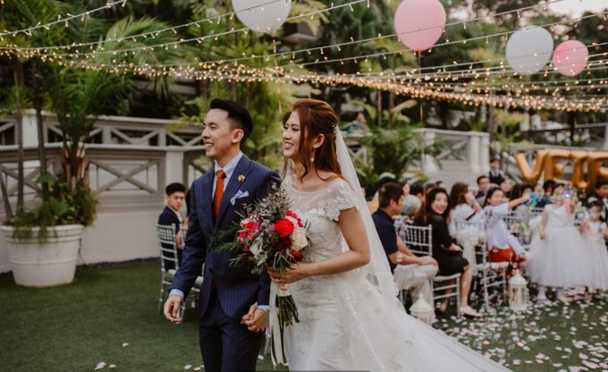 Aaron and  Veira Actual Day Wedding by Susan Beauty Artistry - 016