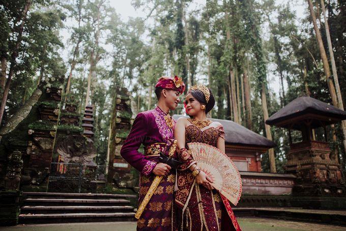 Prewedding A & T by Cahya Dewi Bali - 001