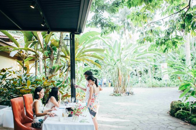 Our Wedding: A Garden Story by Halia at Singapore Botanic Gardens by The Halia - 001