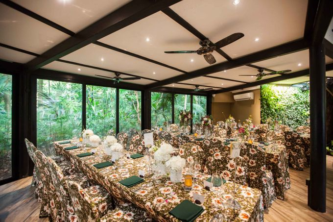 Our Wedding Showcase 2016 by Halia at Singapore Botanic Gardens by The Halia - 001