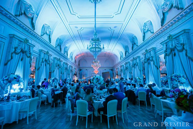 Wedding in the Konstantinovsky Palace by Grand Premier - 030