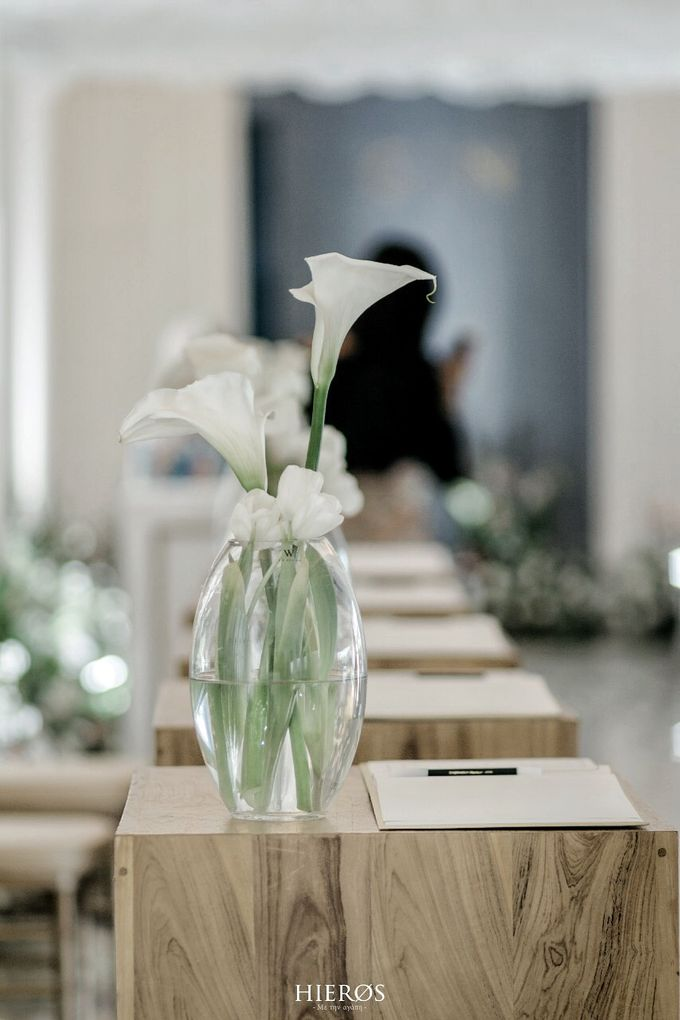 Simple Meets Elegant in This Dreamy Wedding Celebration by Elior Design - 003
