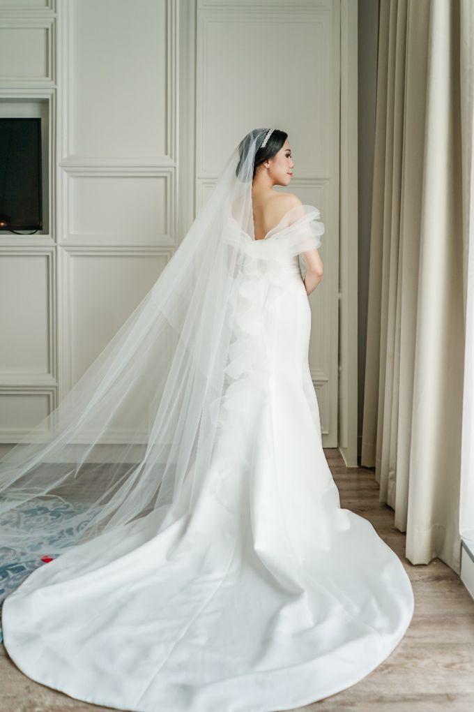 Wedding Of Sastra & Gracia (Green) by Ohana Enterprise - 002