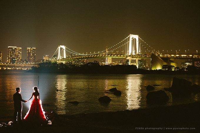 Selwyn Vitri | Japan Engagement Session by Carol by PYARA - 053