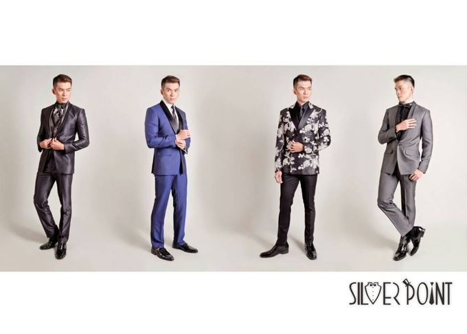 Silver Point by Philip Formalwear - 002