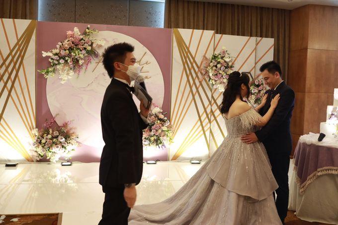 MC Wedding Intimate Hotel Mulia Jakarta - Anthony Stevven by Anthony Stevven - 024