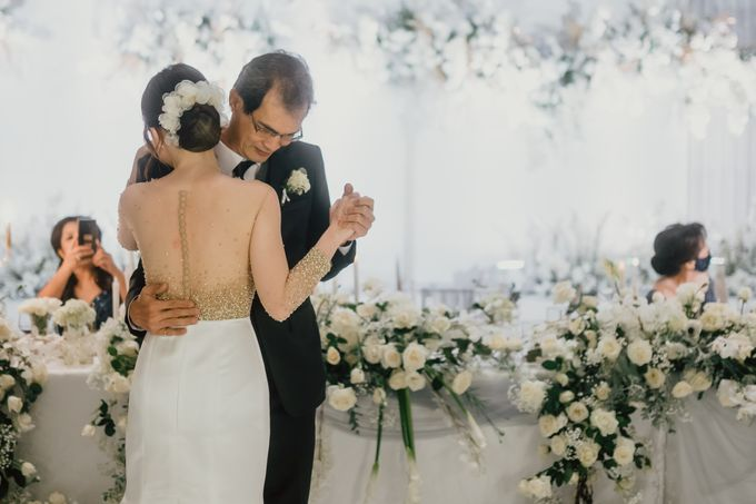 MC Wedding Intimate Fairmont Jakarta - Anthony Stevven by Anthony Stevven - 041