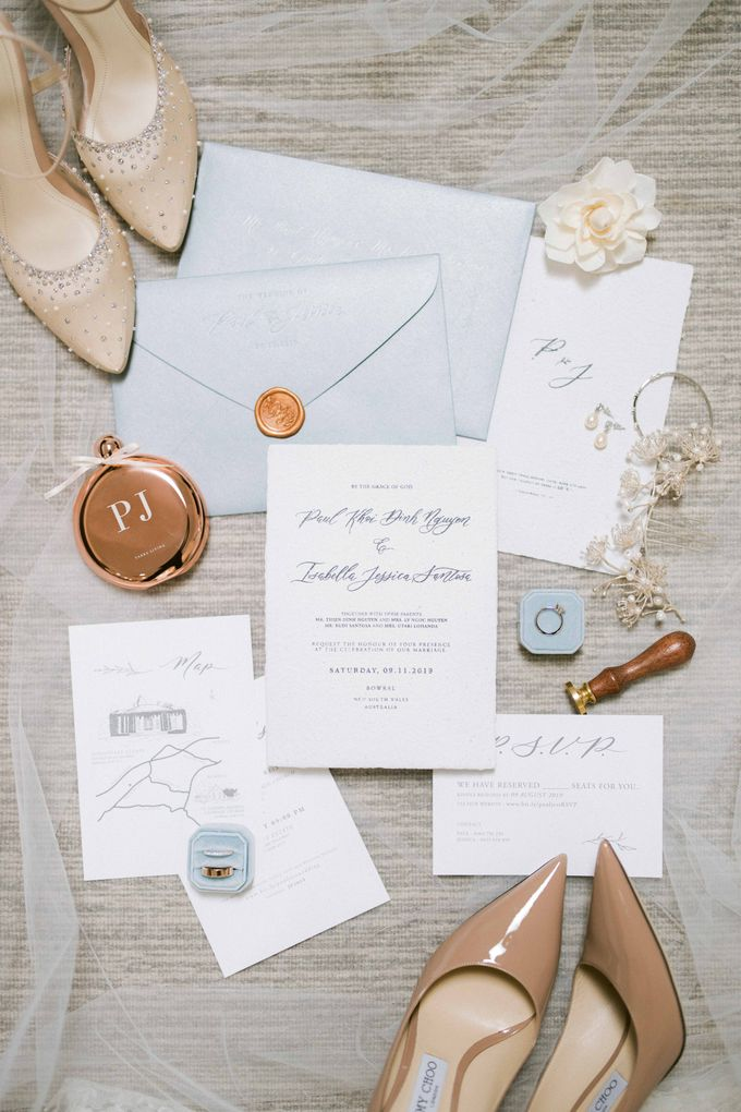 Elegant Country Wedding by For Thy Sweet Love - 001