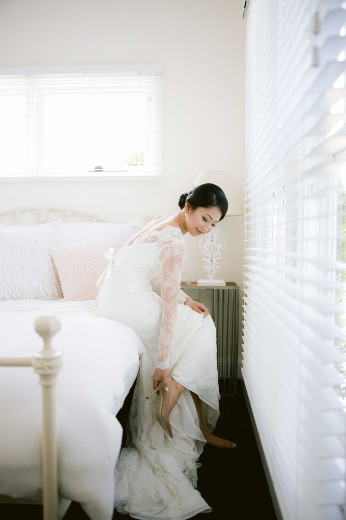 Elegant Country Wedding by For Thy Sweet Love - 004
