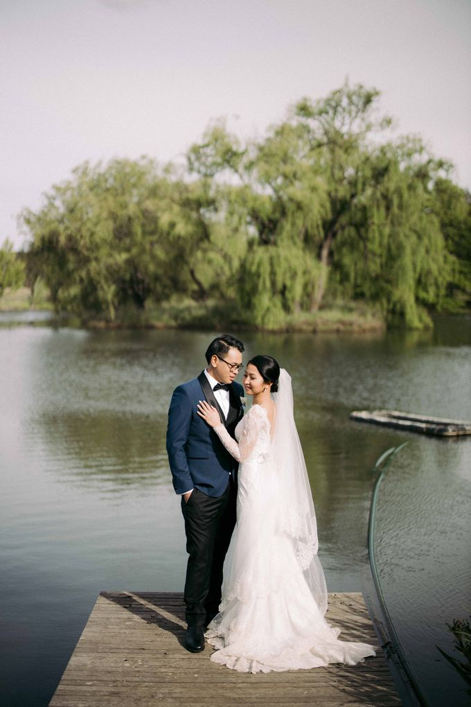 Elegant Country Wedding by For Thy Sweet Love - 010