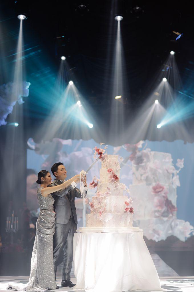 The Wedding  of Farah and Andrew by Alila Villas Uluwatu - 035