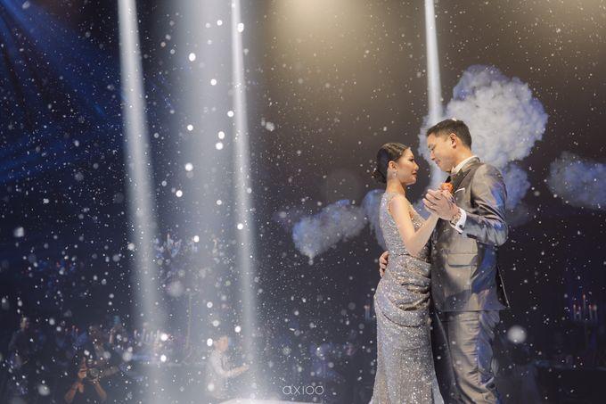 The Wedding  of Farah and Andrew by Alila Villas Uluwatu - 036