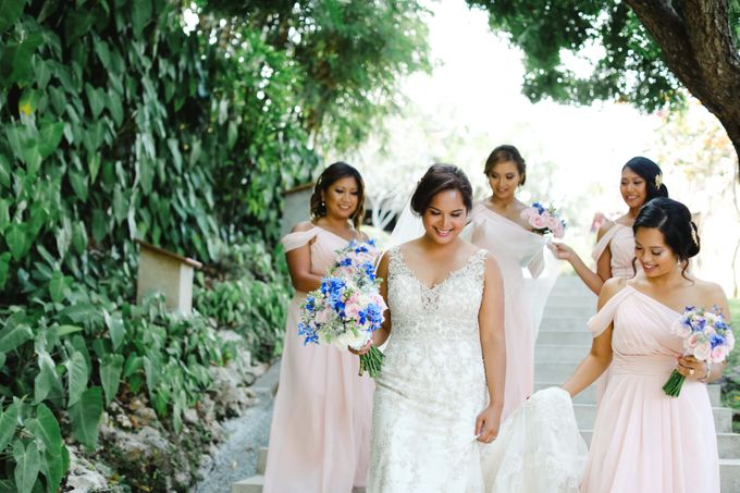 A classic Garden Wedding at Luminious Courtyard Amanusa by Yeanne and Team - 025