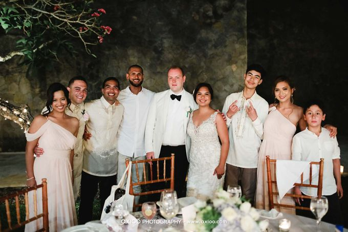 A classic Garden Wedding at Luminious Courtyard Amanusa by Yeanne and Team - 017