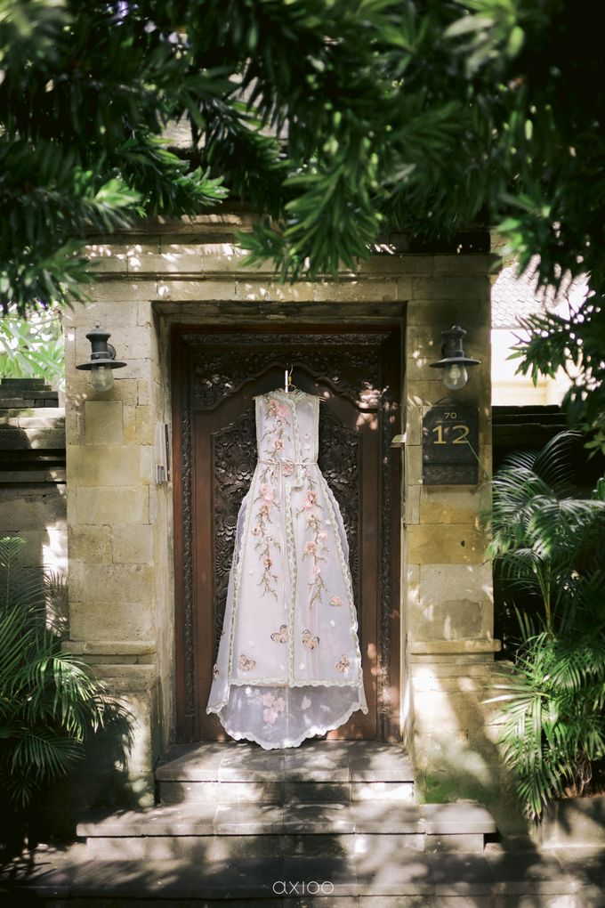 The Wedding of Daniel and Marcellina by AVAVI BALI WEDDINGS - 001