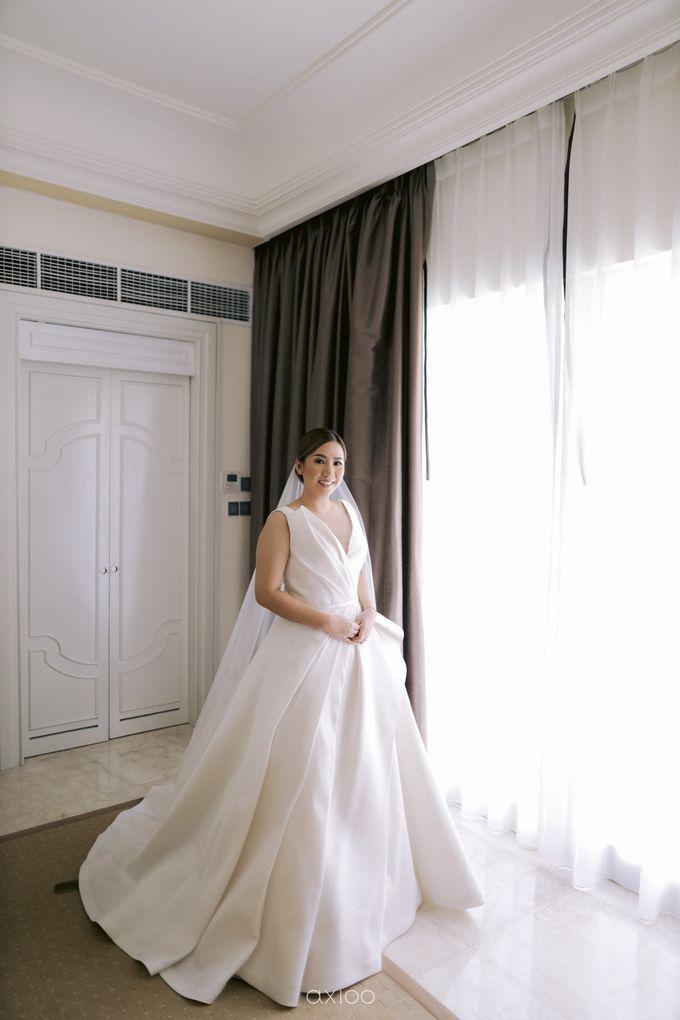 The Wedding of Daniel and Marcellina by AVAVI BALI WEDDINGS - 005