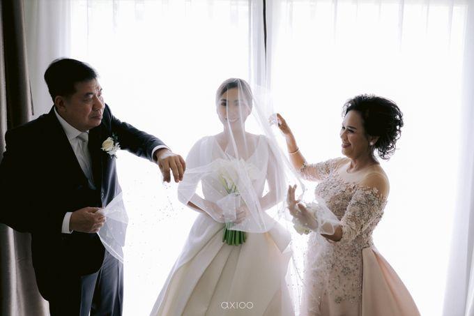 The Wedding of Daniel and Marcellina by AVAVI BALI WEDDINGS - 006