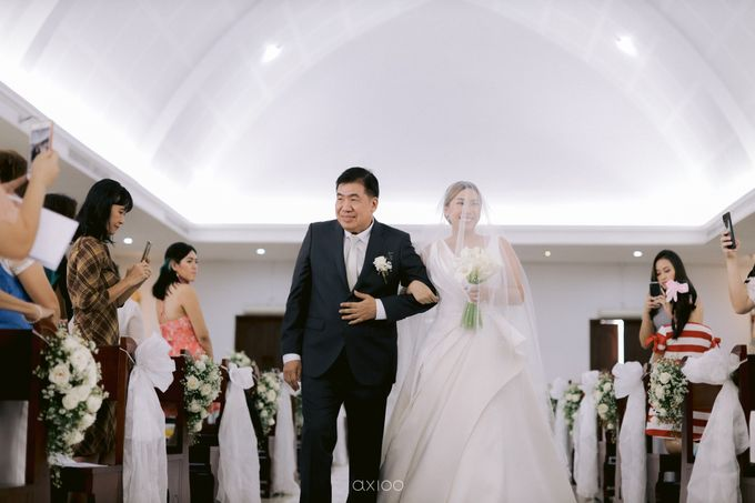 The Wedding of Daniel and Marcellina by AVAVI BALI WEDDINGS - 007