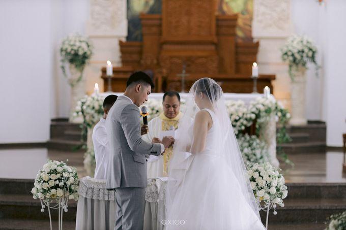 The Wedding of Daniel and Marcellina by AVAVI BALI WEDDINGS - 009