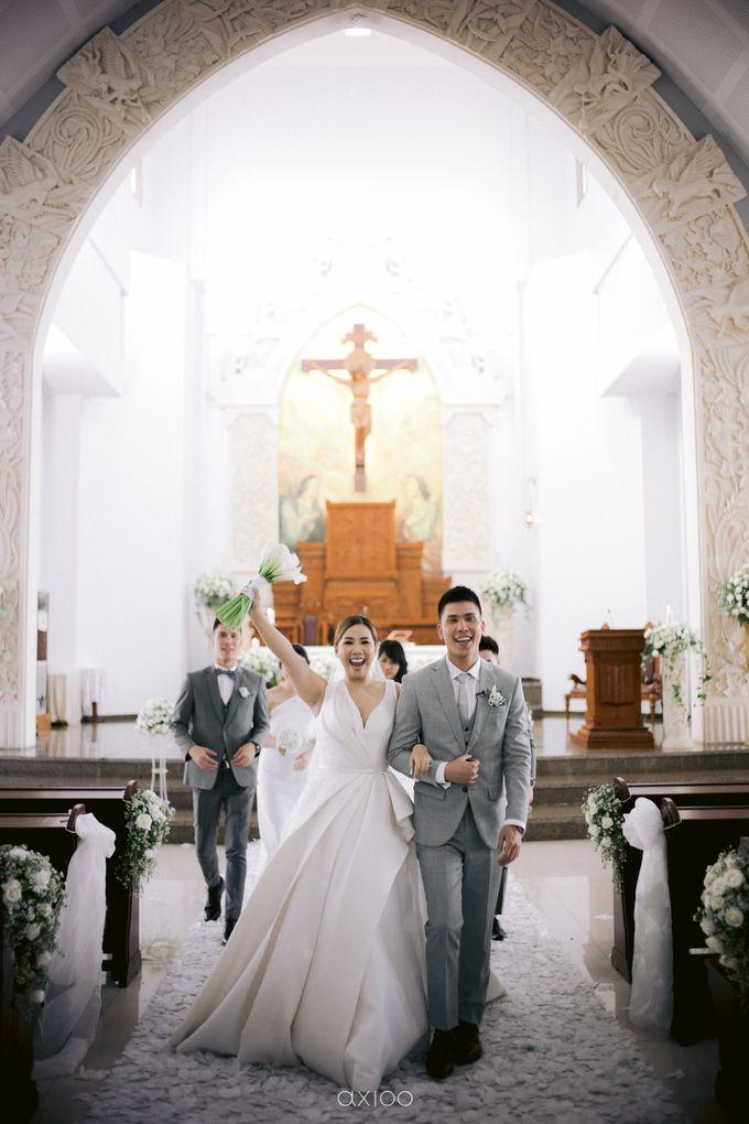 The Wedding of Daniel and Marcellina by AVAVI BALI WEDDINGS - 010