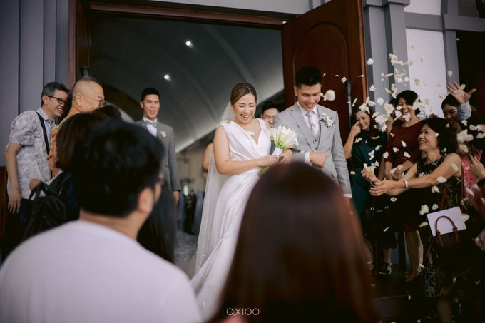 The Wedding of Daniel and Marcellina by AVAVI BALI WEDDINGS - 011