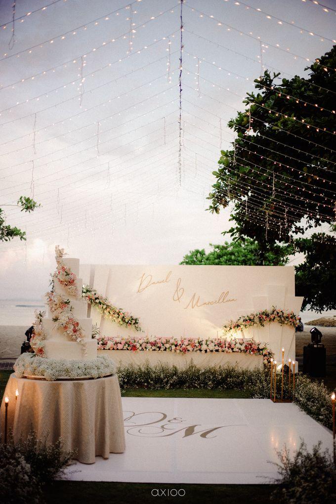 The Wedding of Daniel and Marcellina by AVAVI BALI WEDDINGS - 015