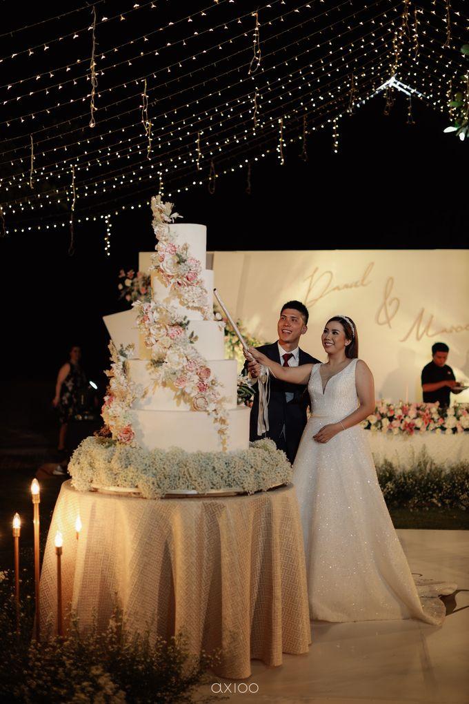 The Wedding of Daniel and Marcellina by AVAVI BALI WEDDINGS - 020