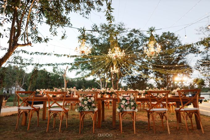 The Wedding  of Deanna & Jarred by Aisle Project - 007