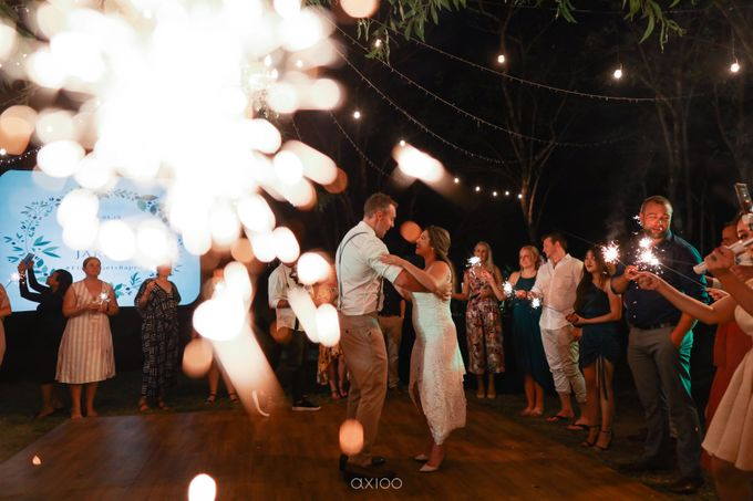 The Wedding  of Deanna & Jarred by Aisle Project - 011