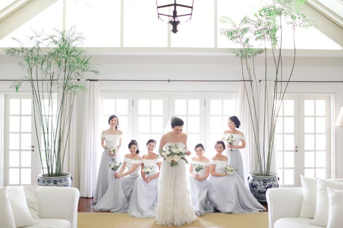 Olivia & Philipus by Bali Wedding Paradise - 007