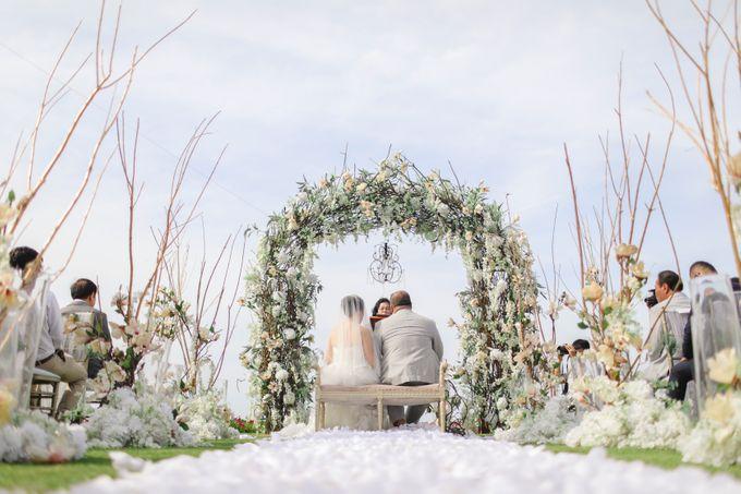 Olivia & Philipus by Bali Wedding Paradise - 012