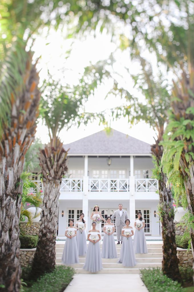 Olivia & Philipus by Bali Wedding Paradise - 017