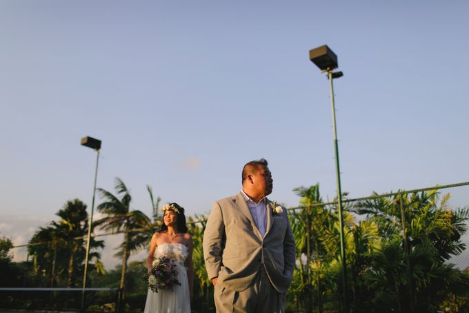 Olivia & Philipus by Bali Wedding Paradise - 018