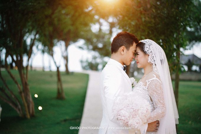 Alila Villas Uluwatu - Wedding of Samuel and Nathania by Yeanne and Team - 003